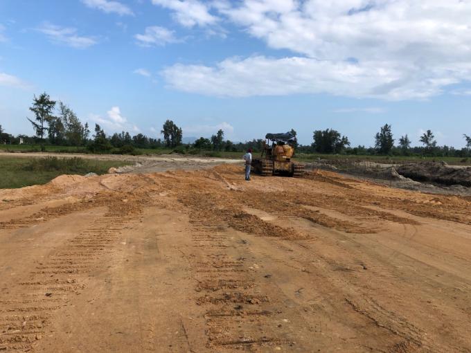 Dự án Phú Thịnh là 1 trong 7 dự án tại Đô thị mới Điện Nam - Điện Ngọc được HĐND tỉnh Quảng Nam phê duyệt chủ trương đầu tư.