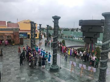 Nhiều sự kiện trong tháng 10 phục vụ du khách của công viên Ấn tượng Hội An.