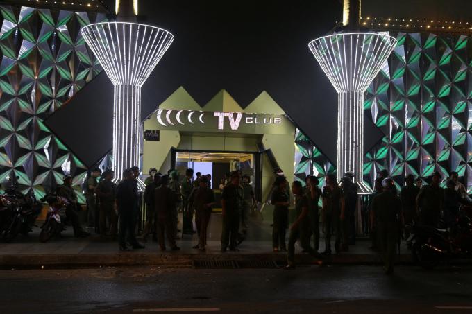 Cơ quan chức năng phát hiện 114 khách có mặt TV Club Đà Nẵng dương tính ma túy.