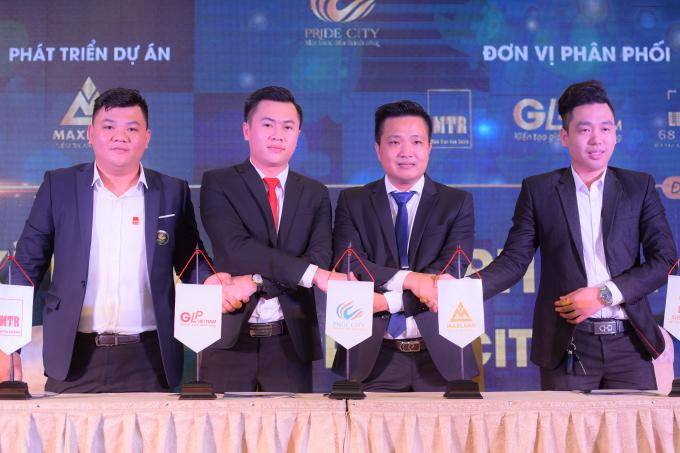 Dự án Pride City nằm ở trung tâm Khu đô thị mới Điện Nam - Điện Ngọc.