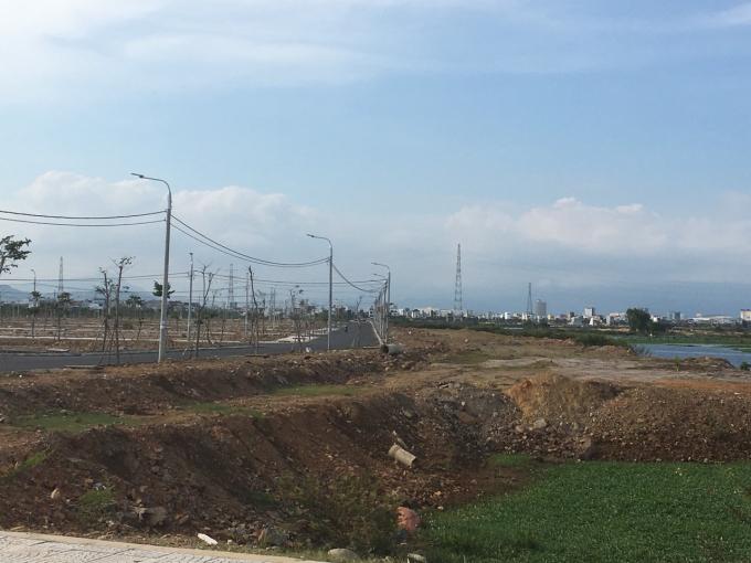 Theo chuyên gia CBRE nhận định thị trường Bất động sản Đà Nẵng thiếu hụt đi nguồn cung ra thị trường do ảnh hưởng yếu tố pháp lý.