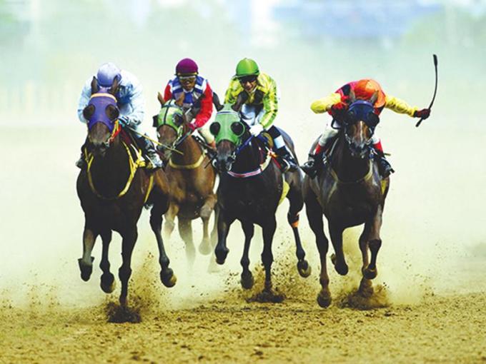Hành lang pháp lý cơ bản hoàn thiện cho kinh doanh đặt cược, trong đó có đua ngựa, mở ra cơ hội phát triển một ngành kinh doanh mới ở Việt Nam. Ảnh: Đ.T