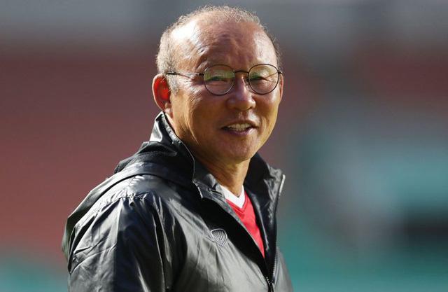 HLV Park Hang Seo muốn giúp đội tuyển Việt Nam tiếp tục tiến bước về phía trước