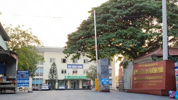 Cơ quan chức năng cần sớm làm rõ các dấu hiệu tiêu cực tại Bệnh viện Lao và bệnh phổi Thái Nguyên. Ảnh: HL