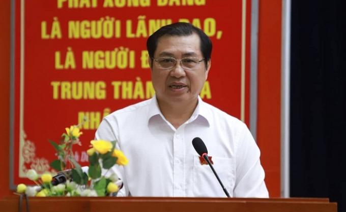 Chủ tịch Đà Nẵng Huỳnh Đức Thơ