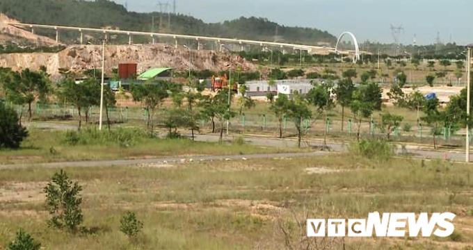 Khu công nghiệp và chế xuất Đà Nẵng còn nhiều đất nhưng các doanh nghiệp khó tiếp cận.