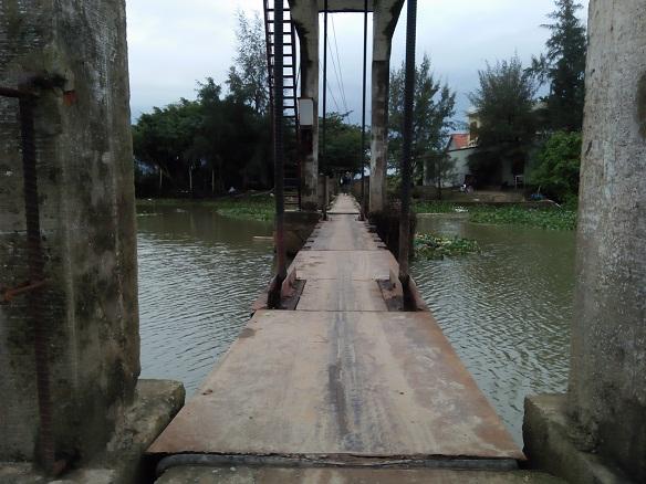 Cầu Máng còn gọi là