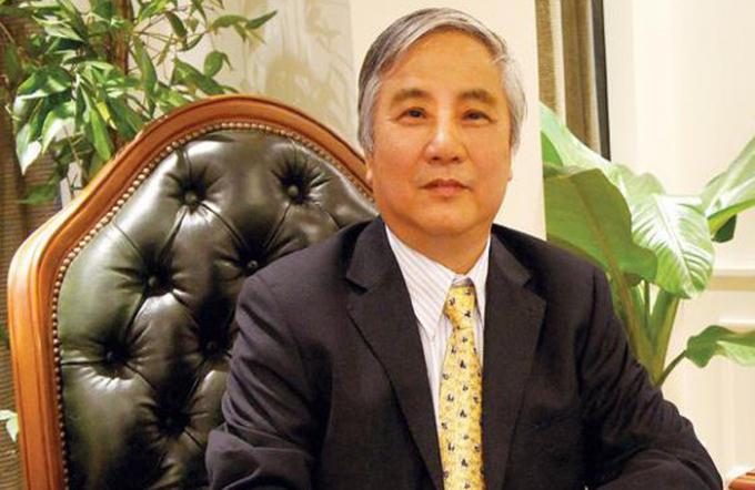 Ông Đào Ngọc Thanh - Chủ tịch HĐQT Vinaconex nhiệm kỳ 2017-2022.