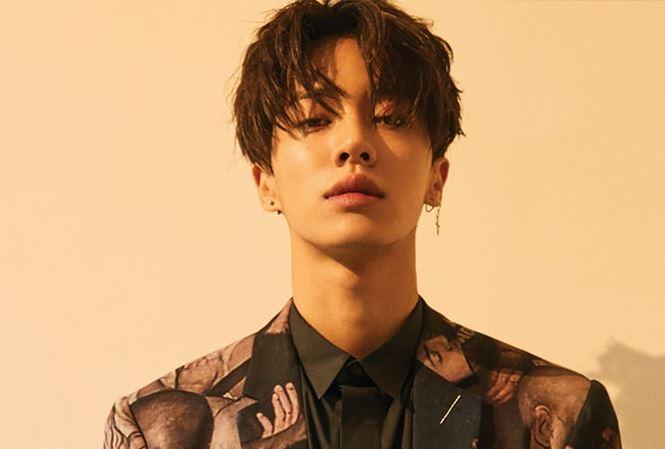 Ca sĩ Lee Gi Kwang - thành viên nhóm Highlight