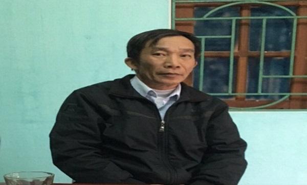 Ông Trịnh Đình Tiến – Chủ tịch UBND xã Xuân Sơn cho biết chưa xử phạt Công ty Lam Sơn – Sao Vàng về việc khai thác đất trái phép do vượt quá thẩm quyền.