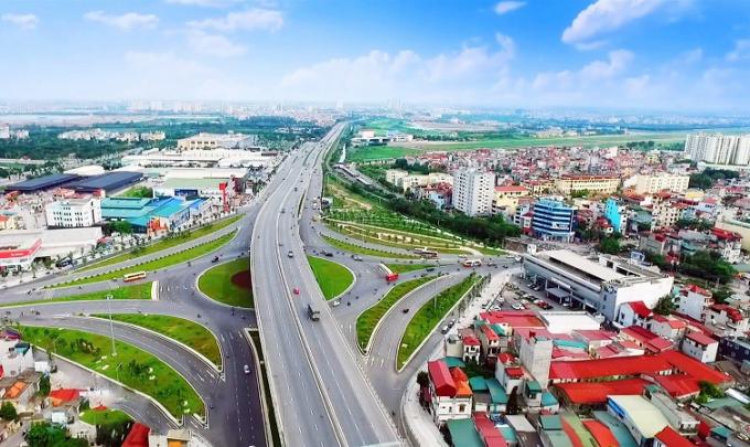 Nhờ áp dụng hình thức đầu tư BT, nhiều công trình giao thông mới, hiện đại được xây dựng.