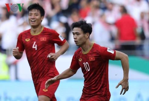 Chiến thắng trước ĐT Jordan có ý nghĩa đặc biệt với ĐT Việt Nam và bóng đá Việt Nam.