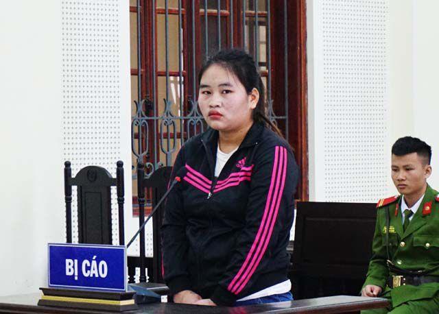 Bị cáo Ốc Thị La lĩnh 10 năm tù về tội