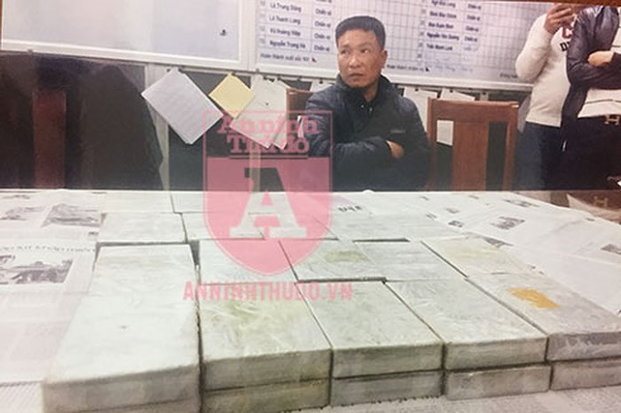CAQ Hoàn Kiếm đã triệt xóa đường dây mua bán ma túy