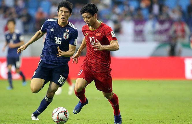 Công Phượng và các đồng đội đã chơi tốt trước Nhật Bản.