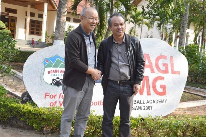 Cùng với sự tiên phong của bầu Đức, bóng đá trẻ Việt Nam đã thay đổi rất nhiều về tư duy.
