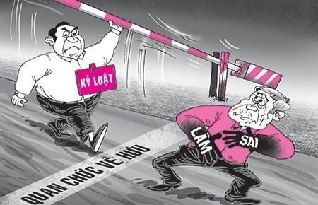 Bộ Nội vụ trình phương án xử lý cán bộ sai phạm về hưu - Ảnh: VTC