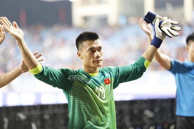 Thủ môn Bùi Tiến Dũng chia tay Thanh Hóa ngay sau Asian Cup.