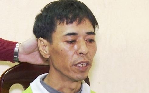 Nghi can Lê Văn Cẩn đang bị tạm giữ.