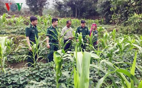 Cán bộ biên phòng tham gia cấp ủy cấp xã, cấp huyện ngày càng có đóng góp nhiều hơn vào phát triển kinh tế xã hội tại biên giới Quảng Ninh.