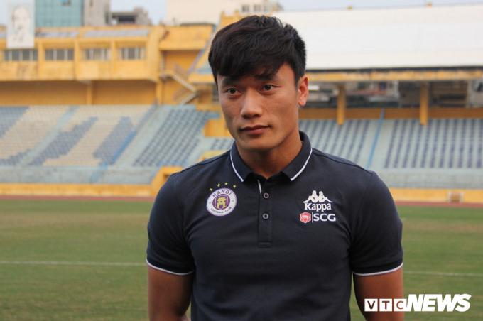 Bùi Tiến Dũng là mảnh ghép cuối cùng để hoàn thiện đội hình của CLB Hà Nội.