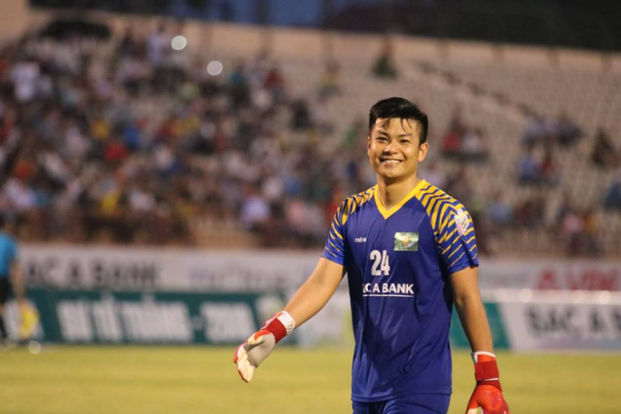 Phan Đình Vũ Hải sẽ là người thay thế Đặng Văn Lâm ở Hải Phòng.