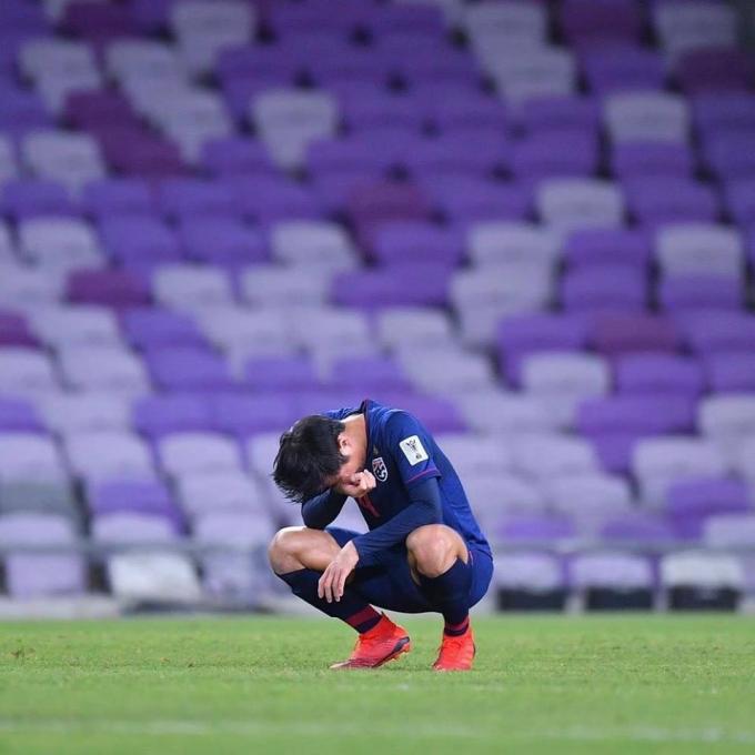 Thái Lan thi đấu không tốt từ U23 đến ĐTQG.