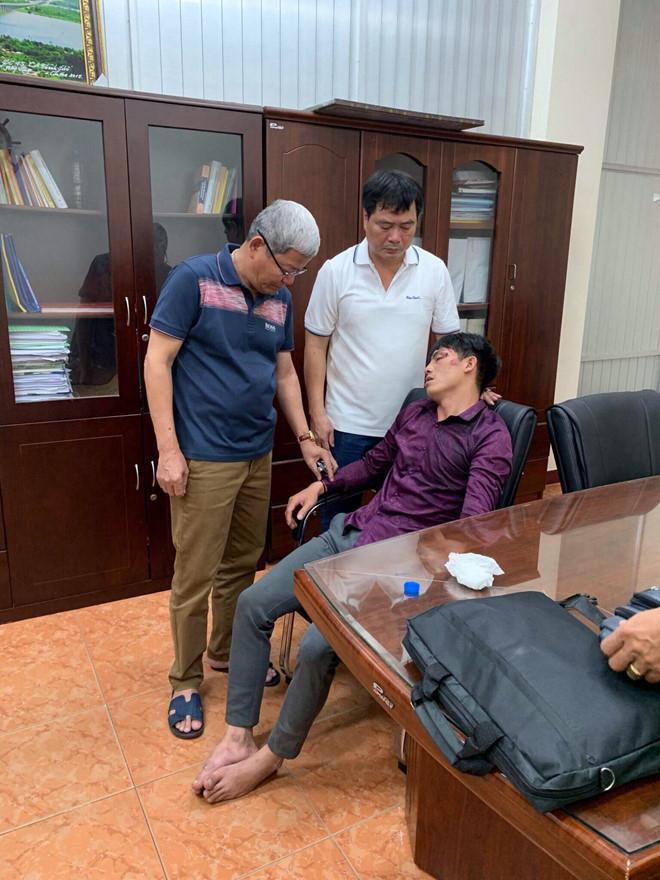 Nghi can Nguyễn Vũ Hoàng Nam đã bị bắt giữ.