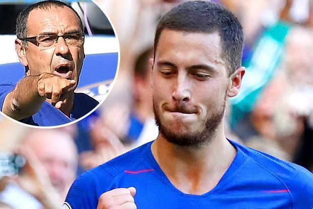 Hazard muốn mau chóng rời Chelsea, sang Real Madrid.