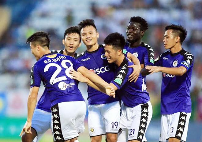 CLB Hà Nội vẫn quá mạnh khi không tung ra sân các trụ cột.