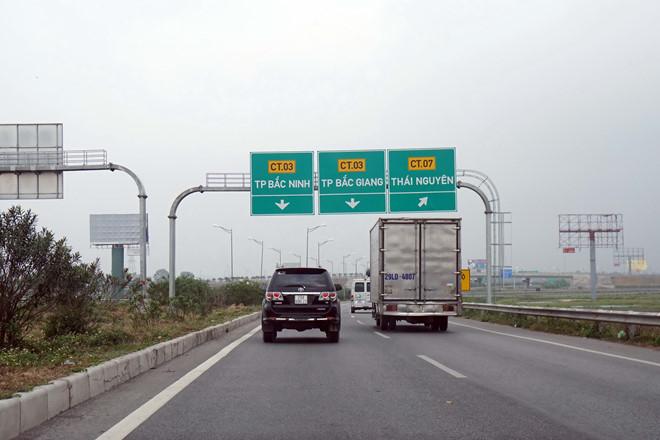 Cao tốc Bắc Giang - Lạng Sơn là một trong những cao tốc đã được hồi sinh nhờ Tập đoàn Đèo Cả.