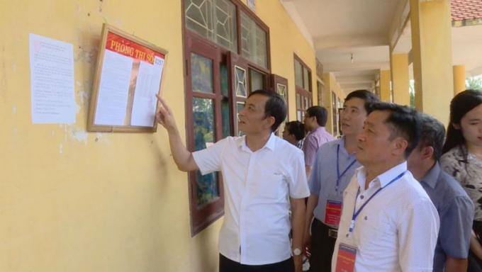 Bộ GD&ĐT sẽ đưa ra một số giải pháp về mặt kỹ thuật nhằm khắc phục tiêu cực trong kỳ thi THPT Quốc gia.