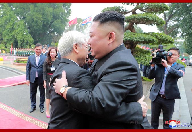Chủ tịch Kim Jong-un khẳng định tình bạn sâu sắc với Việt Nam