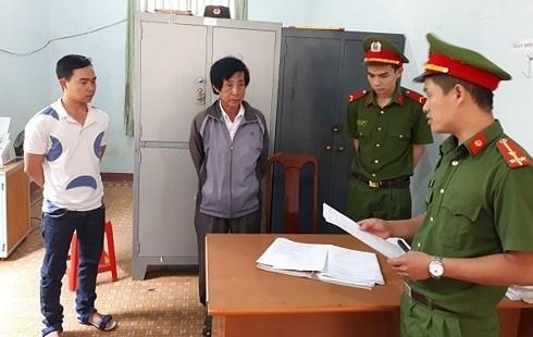 Ông Huỳnh Bê bị cơ quan công an truy tố vì đã lừa tiền của nhiều người..