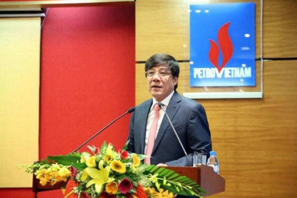 Ông Đỗ Văn Khạnh (cựu TGĐ PVEP)