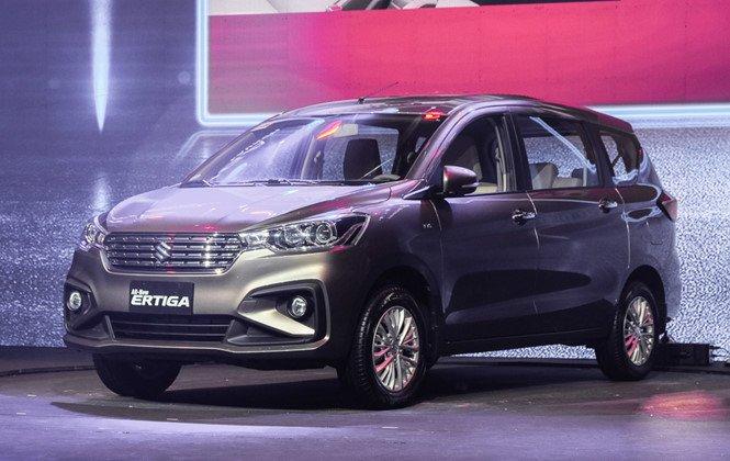 Suzuki đang chuẩn bị đưa mẫu MPV Ertiga 2019 phân phối trở lại Việt Nam sau thời gian dài gián đoạn.