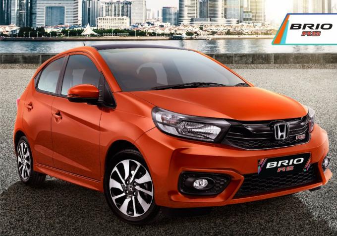 Honda Brio là mẫu xe đô thị hạng A đã được giới thiệu tại triển lãm Vietnam Motor Show 2018.