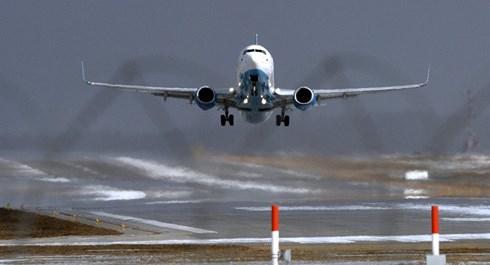 Máy bayBoeing 737-800.