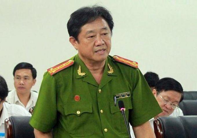 Ông Nguyễn Hoàng Thao trải qua nhiều vị trí trong ngành Công an tỉnh Bình Dương. (ảnh: Tiền Phong)