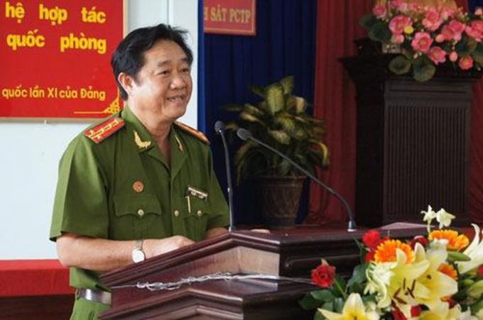 Ông Nguyễn Hoàng Thao phát biểu tại một hội nghị. (ảnh: KT)./.