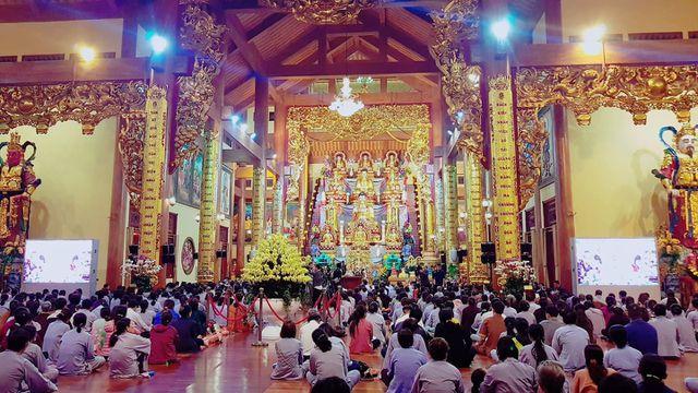 Ban Trị sự GHPGVN tỉnh Quảng Ninh lên án các hành vi lợi dụng niềm tin của Phật tử, nhân dân, núp bóng nghi lễ Phật giáo để trục lợi.