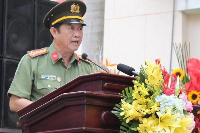 Ban Bí thư đã có quyết định phê chuẩn ông Nguyễn Hoàng Thao (còn gọi là Nguyễn Văn Thao), làm Phó Bí thư Tỉnh ủy Bình Dương. (Ảnh: Lao Động)