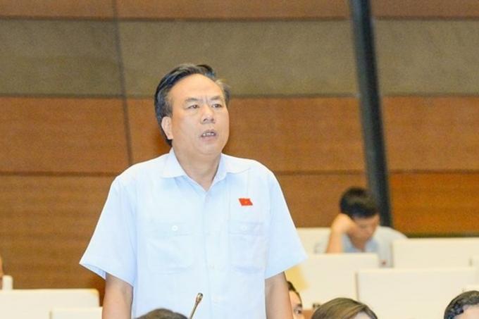 TS Bùi Đức Thụ - Thành viên Hội đồng Tư vấn chính sách tài chính, tiền tệ quốc gia, nguyên Phó Ban Công tác đại biểu của Ủy ban thường vụ Quốc hội.