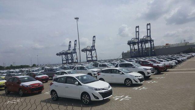 Trong 15 ngày đầu của tháng 3/2019, lượng xe nhập vào Việt Nam đã tăng rất mạnh so với cùng kỳ năm trước