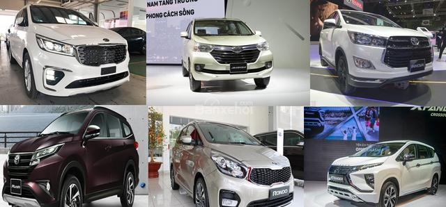 Nhiều dòng xe mới, lạ với cách tân đang tiêu thụ tốt tại Việt Nam
