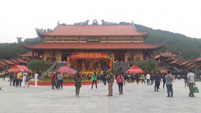 Ngày 26/3,TP Uông Bí và Giáo hội Phật giáo Việt Nam sẽ công bố chính thức về vụ việc tại chùa Ba Vàng, những ai sai phạm và sai phạm tới đâu.