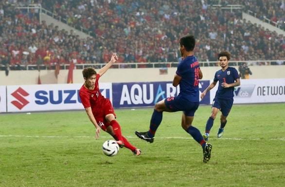 U23 Việt Nam đè bẹp U23 Thái Lan
