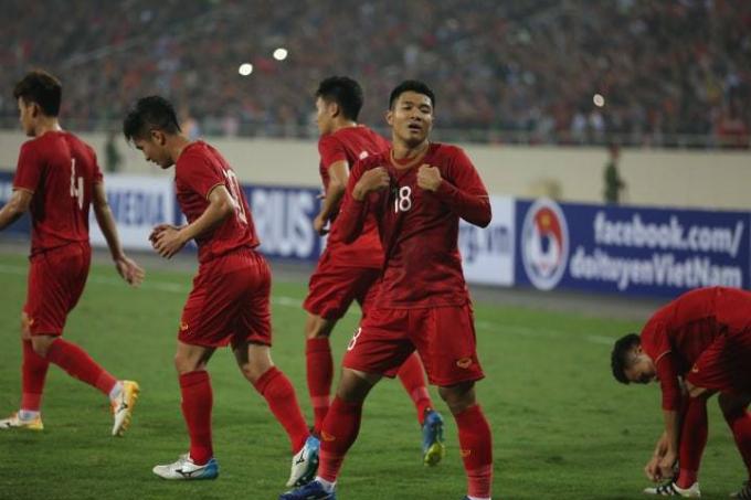 U23 Việt Nam đã chứng tỏ được đẳng cấp vươn tầm châu lục