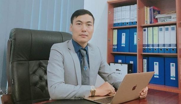 Luật sư Quách Thành Lực.