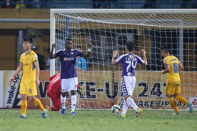 Hà Nội FC đã giành chiến thắng tuyệt đối